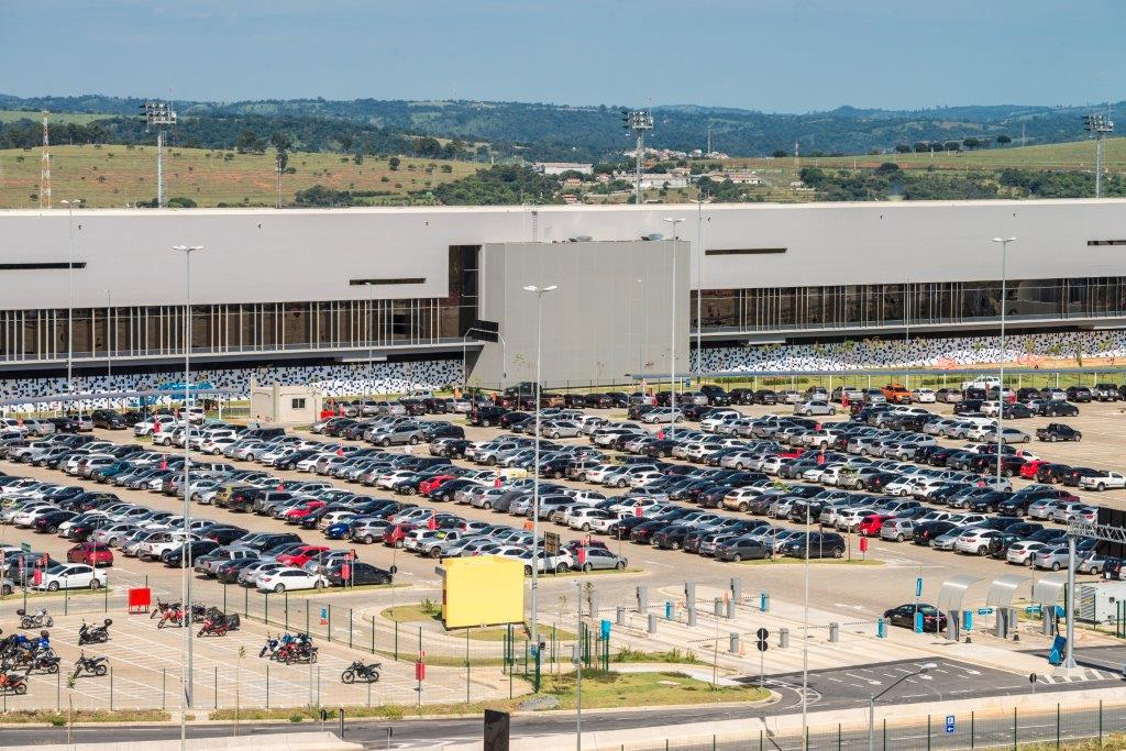 Indigo Continue Its Expansion In Brasil And Operate Belo Horizonte