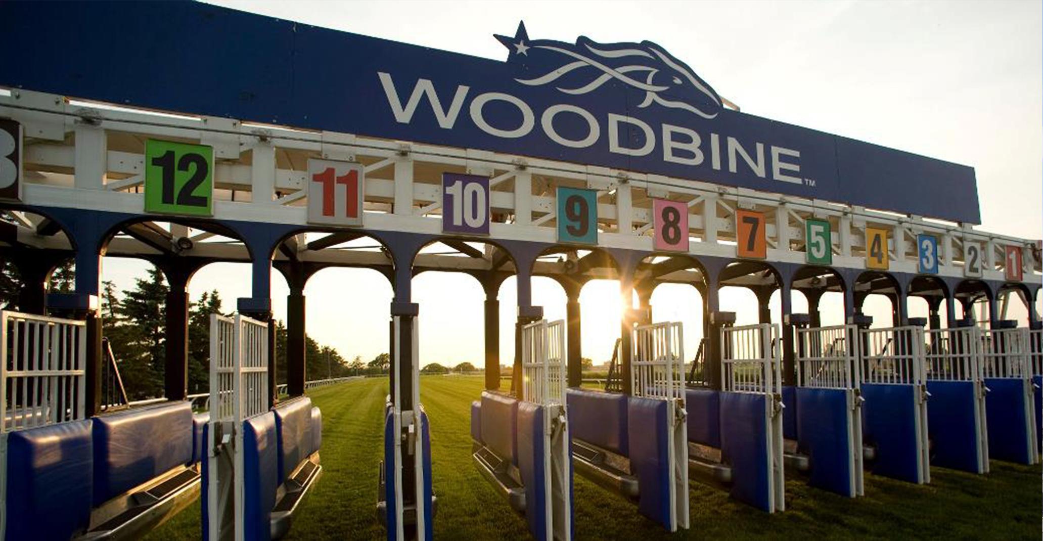 Woodbine Racetrack Hours